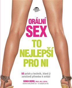 Obálka titulu Orální sex