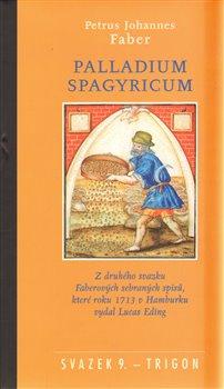 Obálka titulu Palladium spagyricum