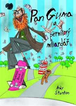 Obálka titulu Pan Guma a perníkový miliardář