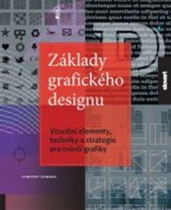 Obálka titulu Základy grafického designu