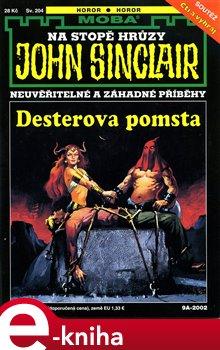 Obálka titulu Desterova pomsta