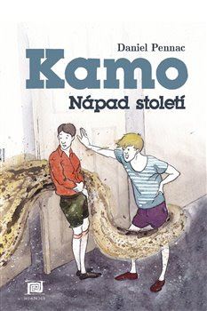 Obálka titulu Kamo