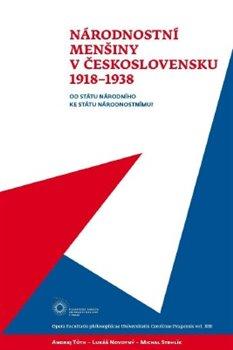 Obálka titulu Národnostní menšiny  v Československu  1918–1938