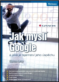 Obálka titulu Jak myslí Google