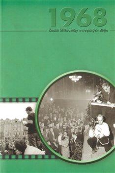 Obálka titulu Pražské jaro 1968