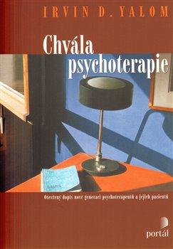 Obálka titulu Chvála psychoterapie