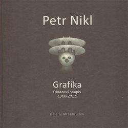Obálka titulu Petr Nikl - Grafika
