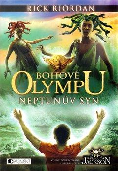 Obálka titulu Neptunův syn