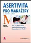 Obálka knihy Asertivita pro manažery