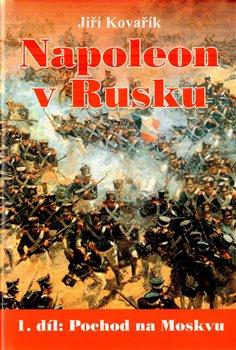 Obálka titulu Napoleon v Rusku