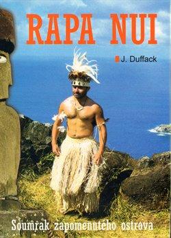 Obálka titulu Poslední tajemství Rapa Nui