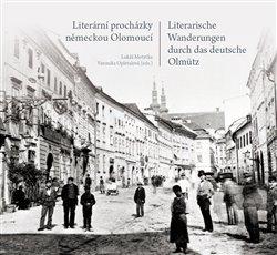 Obálka titulu Literární procházky německou Olomoucí