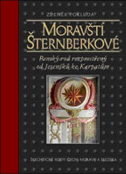 Obálka titulu Moravští Šternberkové