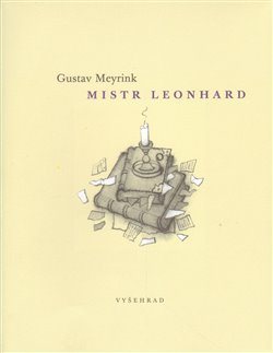 Obálka titulu Mistr Leonhard