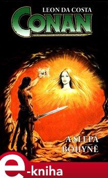 Obálka titulu Conan a slepá bohyně