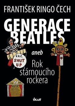 Obálka titulu Generace Beatles