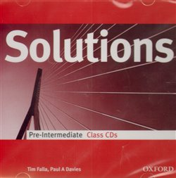 Obálka titulu Maturita Solutions Pre-Intermediate Class Audio CDs /2/