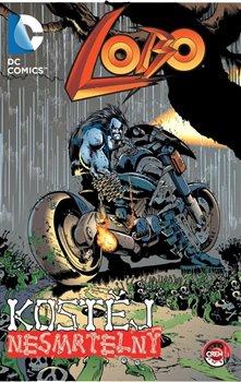 Obálka titulu Lobo: Kostěj nesmrtelný