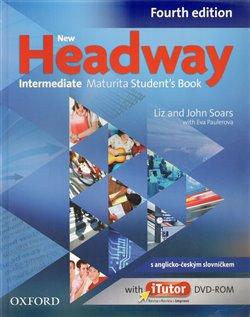Obálka titulu New Headway Intermediate Maturita Students Books Fourth edition