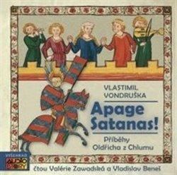 Obálka titulu Apage Satanas!