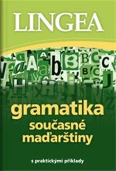 Obálka titulu Gramatika současné maďarštiny