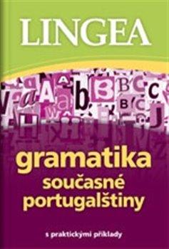 Obálka titulu Gramatika současné portugalštiny