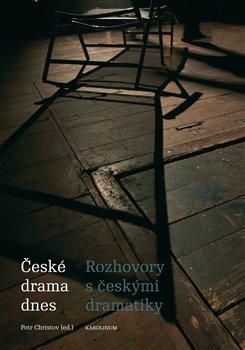 Obálka titulu České drama dnes