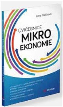 Obálka titulu Cvičebnice mikroekonomie