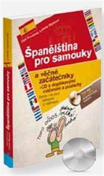 Obálka titulu Španělština pro samouky a věčné začátečníky  + CD