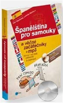 Obálka titulu Španělština pro samouky a věčné  začátečníky + mp3