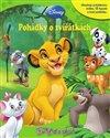 Obálka knihy Pohádky o zvířátkách