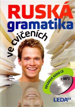 Obálka titulu Ruská gramatika ve cvičeních