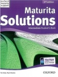 Maturita Solutions Intermediate Student´s Book  2nd Edition