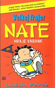 Obálka titulu Velkej frajer Nate 4