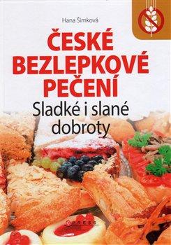 Obálka titulu České bezlepkové pečení