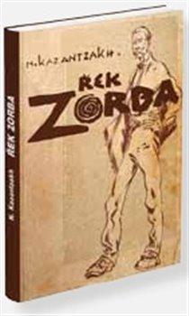 Obálka titulu Řek Zorba