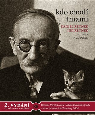Kdo chodí tmami:Rozhovor Aleše Palána s Danielem a Jiřím Reynkovými - Aleš Palán,   Booksquad.ink