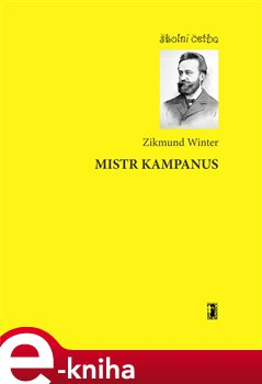 Obálka titulu Mistr Kampanus