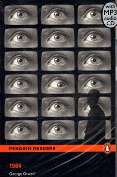Obálka titulu 1984 /Orwell/