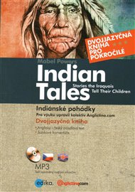 Indiánské pohádky  / Stories the Iroquois Tell Their Children