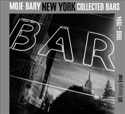 Obálka titulu Moje bary New York Collected Bars