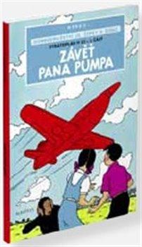 Obálka titulu Závěť pana Pumpa