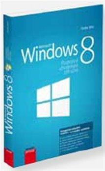 Obálka titulu Microsoft Windows 8