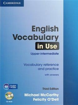 Obálka titulu English vocabulary in use U-I CD