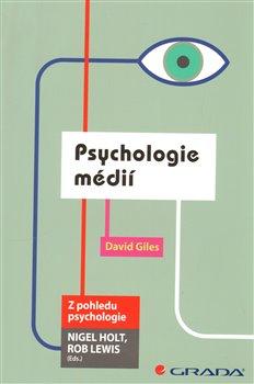 Obálka titulu Psychologie médií