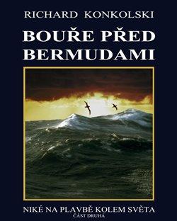 Obálka titulu Bouře před Bermudami
