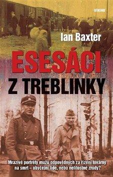 Obálka titulu Esesáci z Treblinky