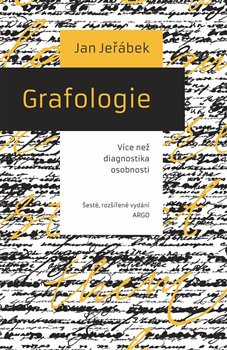 Obálka titulu Grafologie
