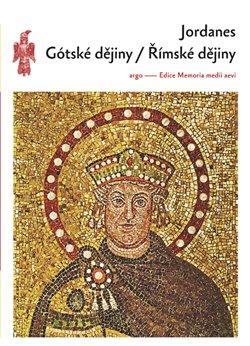Obálka titulu Gótské dějiny / Římské dějiny