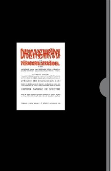 Obálka titulu Ďáblova zahrádka aneb Přírodopis strašidel